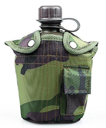 OZtrail Cantimplora Militar 946ml 190gr 21x14x8cm 1Q Plastic Tactix Ar