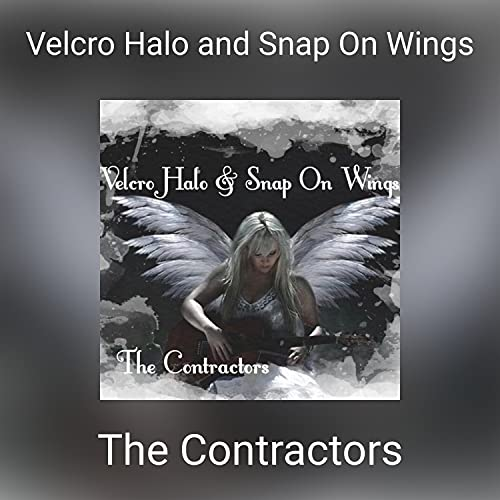 Velcro Halo and Snap On Wings