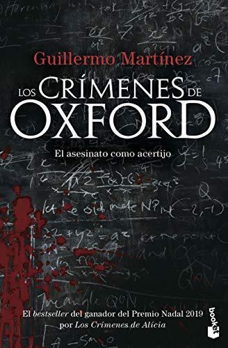Los crímenes de Oxford (Bestseller)