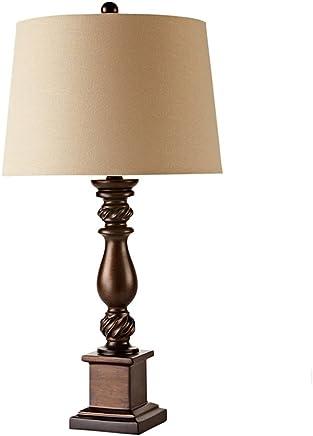 Amazon.fr : bois et chiffons - Lampes table et chevet / Lampes ...
