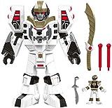 Fisher-Price Imaginext Power Rangers White Ranger & Warrior Mode Tigerzord