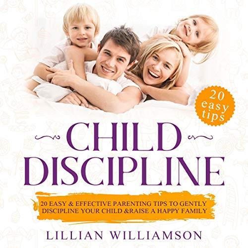 Child Discipline audiobook cover art