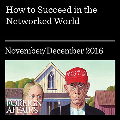 How to Succeed in the Networked World audiobook cover art