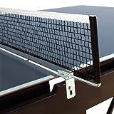 Tischtennisnetz 'Club-EN-stationär' (schwarz)