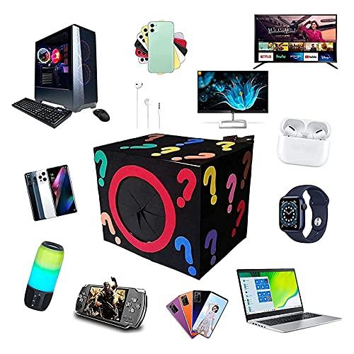 YYBS Mystery Box, Mistery Box Electronic, Lucky Box,Probabilmente Riceverai Droni, Gamepad, Auricolari Bluetooth, Droni, Console di Gioco, Tutti Prodotti Nuovi di Zecca