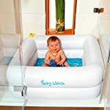 Happy People Baby Piscina Gonfiabile Wehncke Watch Piscine, Bianco