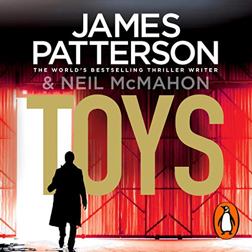 Toys audiobook cover art