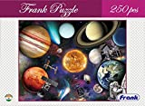 Frank in Space 250 Pieces Jigsaw Puzzles for Kids Above 9 Years Old & Adults – Challenging and Educational Puzzle Game – Kids Puzzle with Realistic Space Design – Ideal for Home and Classroom