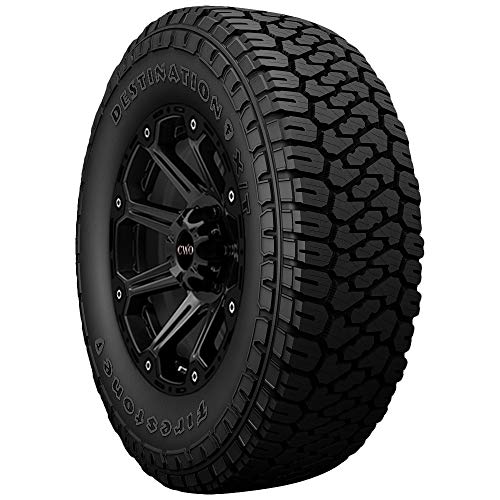 Firestone Destination X/T All-Terrain Truck & SUV Tire LT265/60R20 121 S E