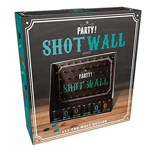 Drinkspel Shot Wall Party Shot Wall