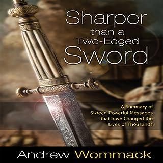 Sharper than a Two-Edged Sword cover art