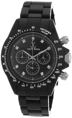 ToyWatch Orologio da polso unisex con cronografo in diversi materiali FL19BK