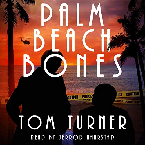 Palm Beach Bones audiobook cover art