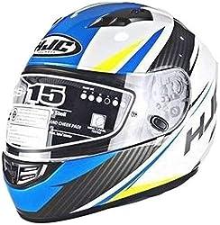 HJC Helmet CS 15 Kane MC2 Full Face  Motor Bike Helmet