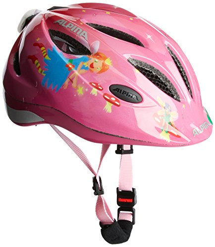 ALPINA GAMMA 2.0 FLASH Fahrradhelm, Kinder, little princess, 46-51
