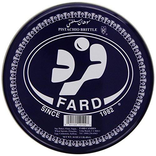 Fard Saltani Sohan Candy, 1 Pound