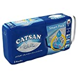 Catsan Smart Pack Cat Litter 2 Inlays 4kg (PACK OF 6)