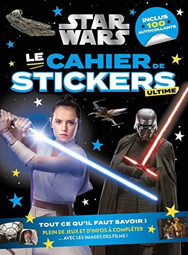 STAR WARS - Le cahier de stickers ultime