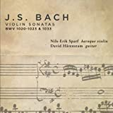 Flute Sonata in C Major, BWV 1033 (arr. M. Langer for violin and guitar): IV. Menuet II