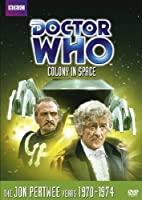 Doctor Who: Colony in Space [DVD] [Import]