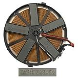 Desconocido Bobina Inducción Bosch PXV875DC1E/06 19 cm, MPX3B,...