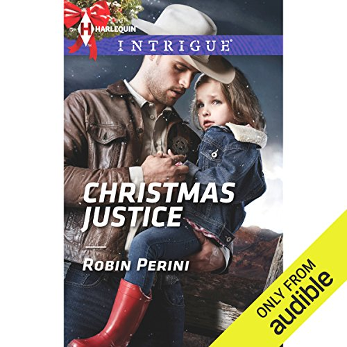 Christmas Justice audiobook cover art