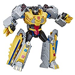 2. Transformers Toys Cyberverse Action Attackers Ultimate Class Grimlock Action Figure