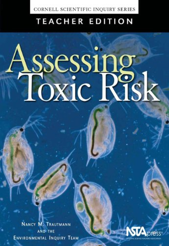 Assessing Toxic Risk (Teacher Edition) (Cornell Scientific Inquiry Series Book 1) (English Edition)