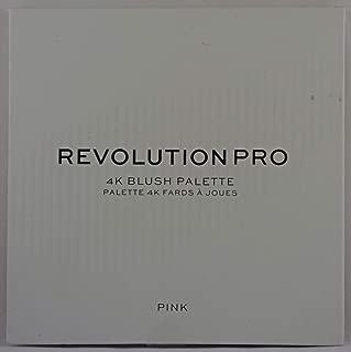 Makeup Revolution Pro 4K Blush Palette, Pink