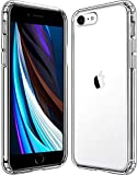 Mkeke Compatible with iPhone 8 Case,Compatible with iPhone SE Case 2020 Compatible with iPhone 7 Case Clear