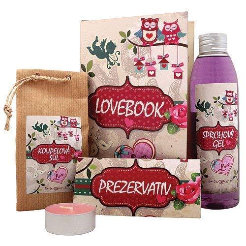Liefhebbers cadeau - liefde boek - cadeau boek voor geliefden - NATUURLIJKE COSMETICS
