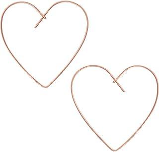 Mia Diamonds 925 Sterling Silver Puffed Heart Charm 12mm x 6mm