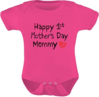 happy mothers day onesie