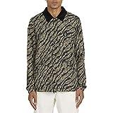 Volcom Brews Coach Jacket Chaqueta, Hombre, Camouflage, S