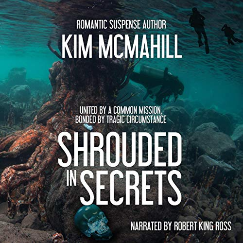 Couverture de Shrouded in Secrets
