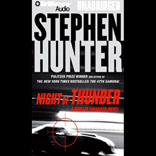 Night of Thunder  audiobook cover art