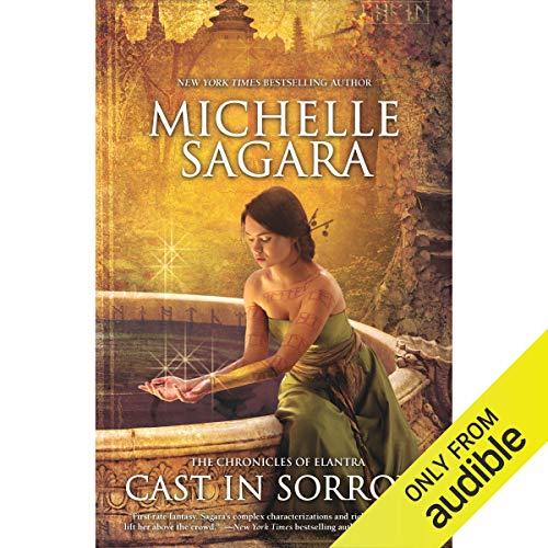 Cast in Sorrow Audiobook By Michelle Sagara cover art