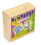 Alinhavos Animais Carlu Brinquedos