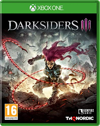 Darksiders III (XONE) - [AT-PEGI]