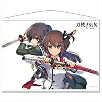 刀使ノ巫女 B2タペストリー B 728×515mm