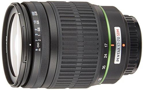 PENTAX 標準ズームレンズ DA17-70mmF4AL[IF]SDM Kマウント APS-Cサイズ 21740