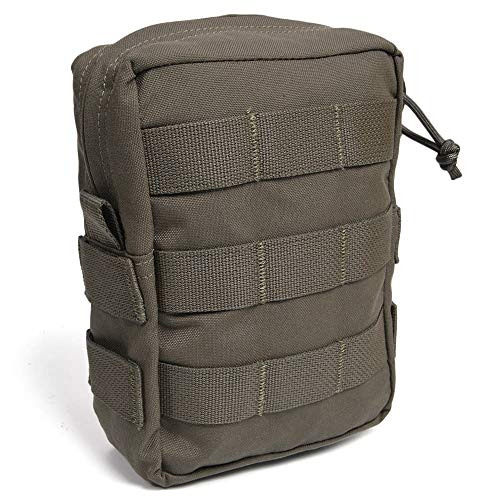 Warrior - A.S Small Molle Medic Pouch Ranger Green