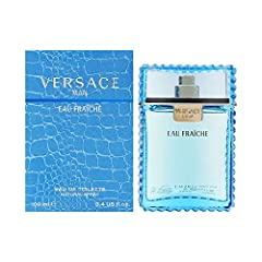 All our fragrances are 100% originals by their original designers. We do not sell any knockoffs or immitations. Packaging for this product may vary from that shown in the image above. 3.4 ounce EDT Spray Versace Man Eau Fraiche was launched by the de...