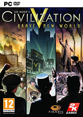 Sid Meier's Civilization V: Brave New World (Add-On) [Importación Francesa]