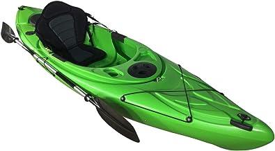 Cambridge Kayaks ES, Herring Verde Kayak DE Paseo Y Pesca, RIGIDO,