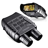 BNISE Digital Night Vision Binoculars for Adults Day and Night Use - Infrared