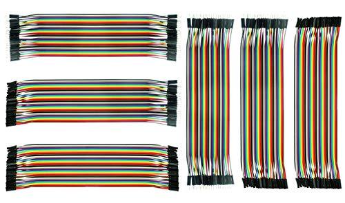 DEYUE 240 Pcs Jumper Wires