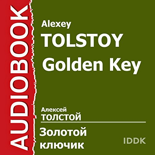 Golden Key [Russian Edition] audiobook cover art