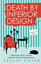 Death by Inferior Design (A Domestic Bliss Mystery)
