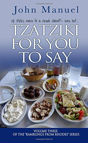 Tzatziki For You to Say [Lingua Inglese]